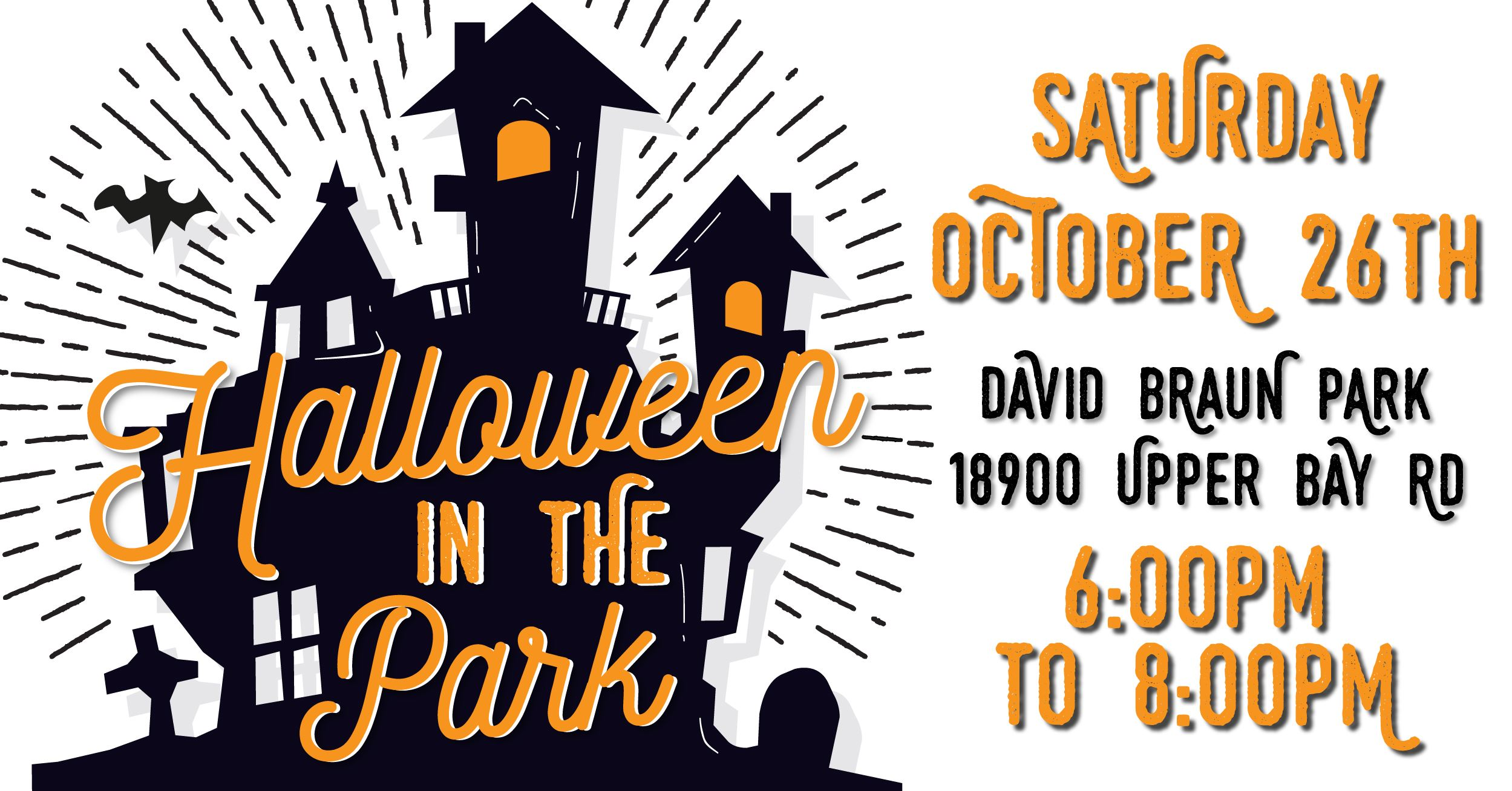 Halloween in the Park 2019