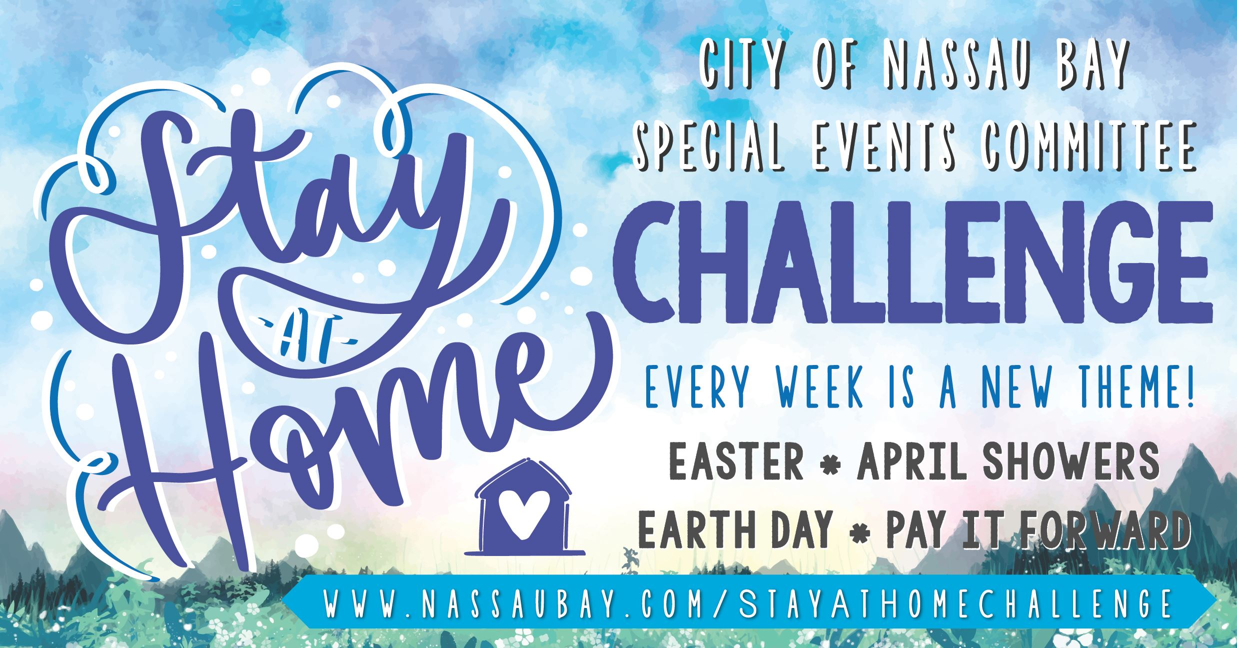 NB Stay At Home Challenge