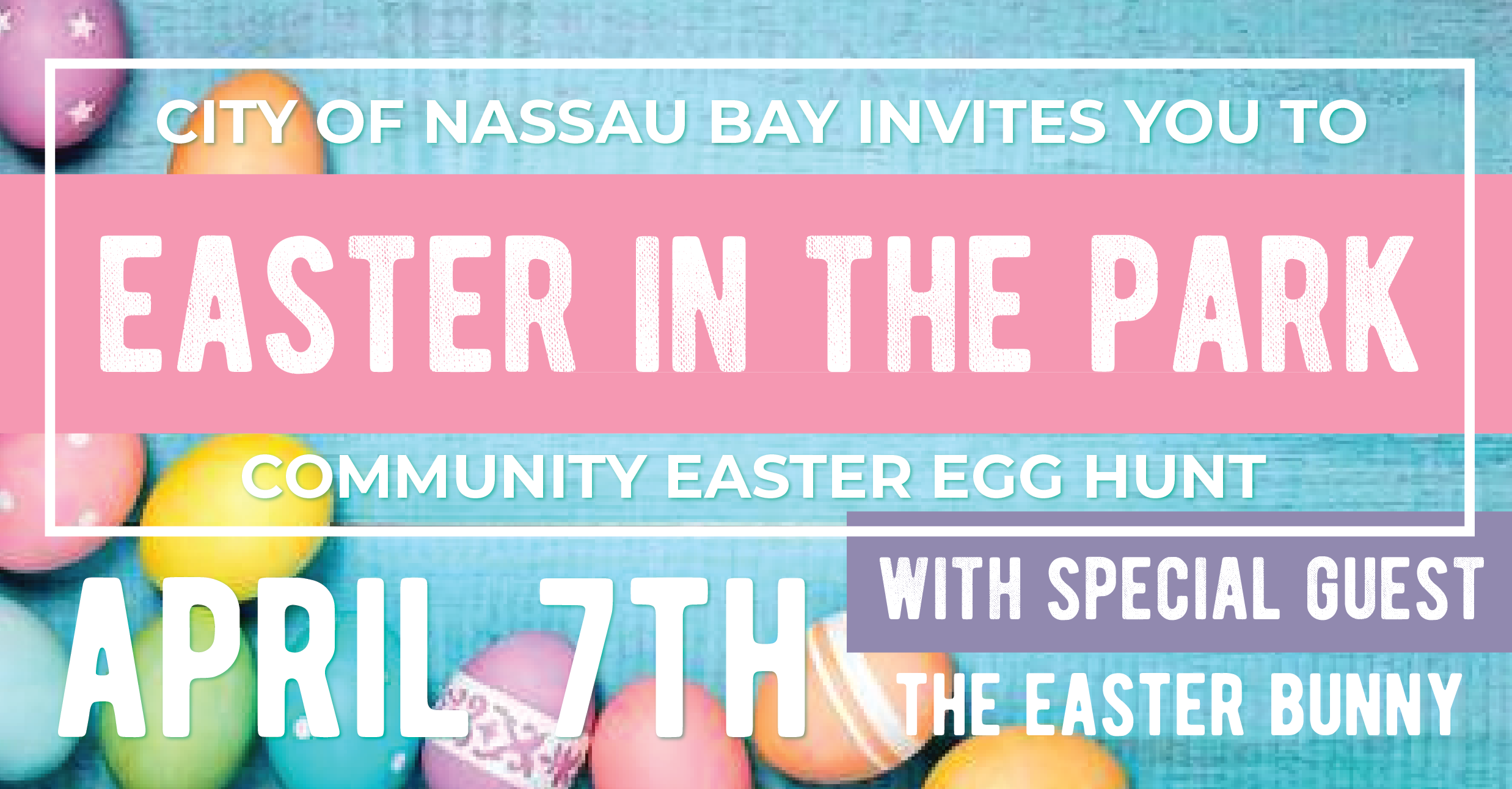 Easter in the Park FB 2019